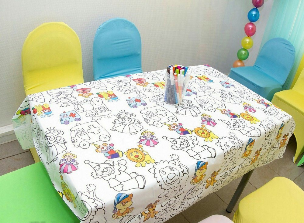 Tablecloths-coloring