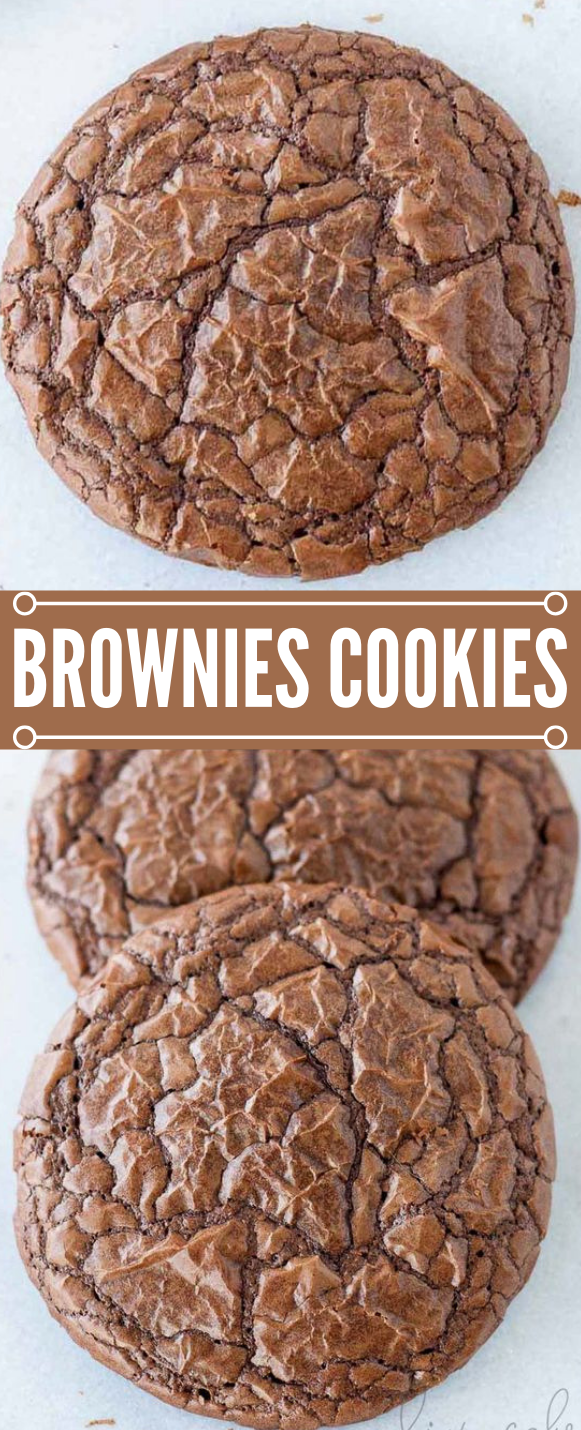 BROWNIE COOKIES #cookies #brownies #desserts #pie #pumpkin