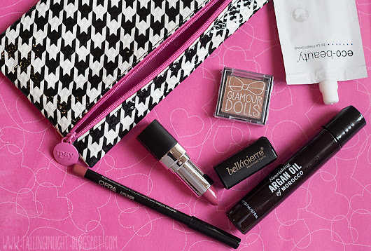 Falling In Light: Ipsy Glam Bag {August 2015}