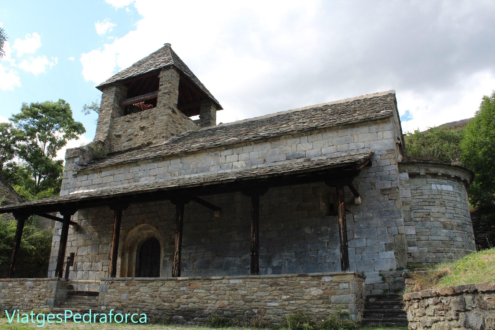 Ripollès, art romànic, rutes per Catalunya
