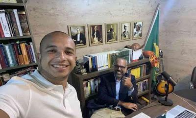 Roberto Jefferson e Luciano Hang são alvos de operação da PF que investiga fake news