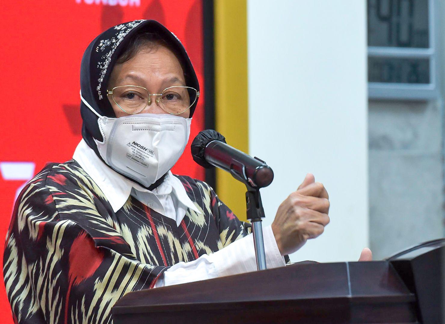 Usai Bikin Heboh Publik dengan Aksi Ngamuknya, Kini Risma Bakal Tinggalkan Jakarta dan Pindah Kantor ke Papua