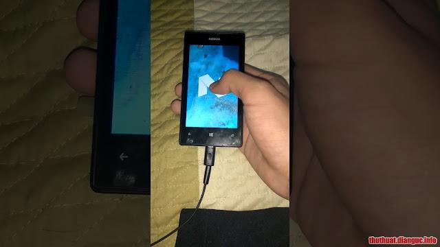 [HƯỚNG DẪN] cài ROM android 7.1 cho Lumia 520