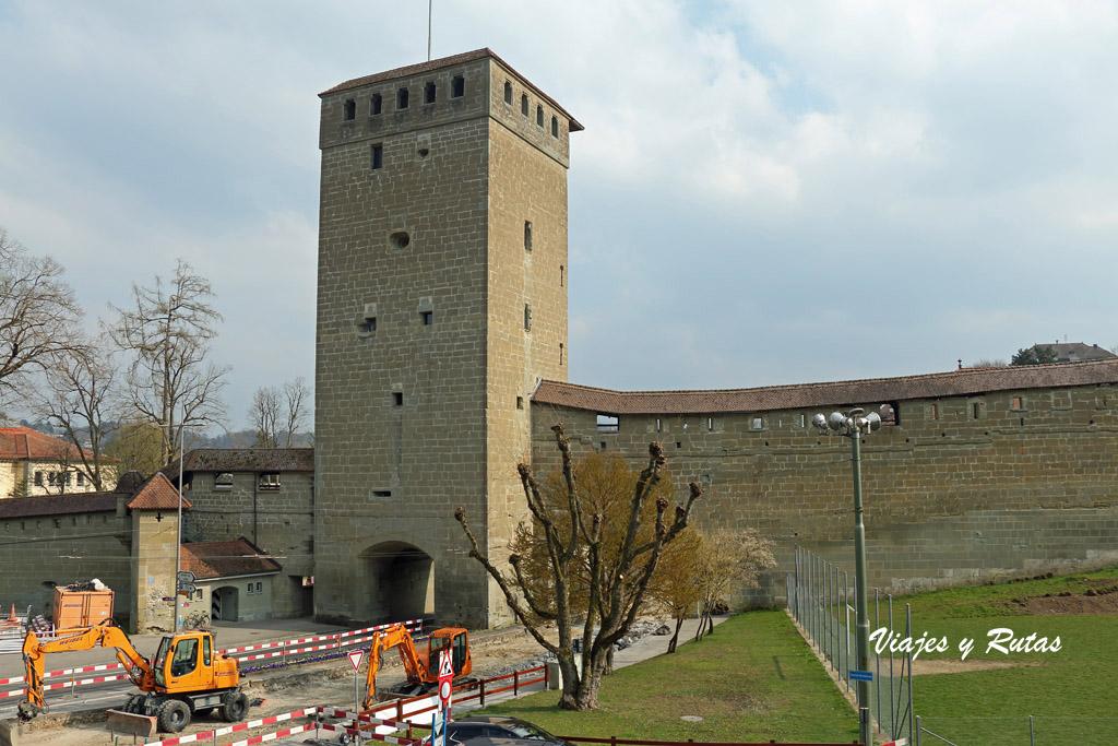 Puerta de Morat, Friburgo