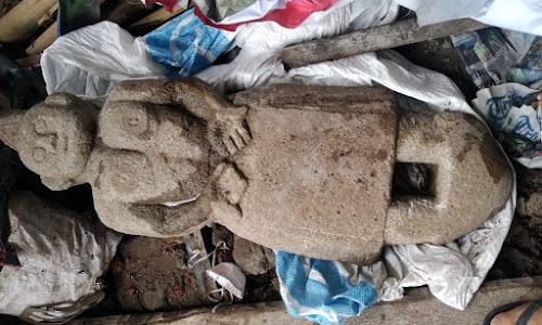 Warga Temukan Arca Berbentuk Manusia di Pinrang, Kemungkinan Inilah Fungsinya