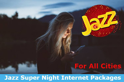 Jazz Super Night Offer Daily & Weekly for All Cities