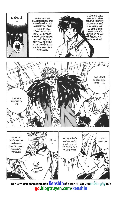Rurouni Kenshin chap 36 trang 13
