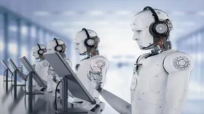 روبوت خدمة العملاء
