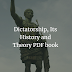 Dictatorship, Its History and Theory by Alfred Cobban - PDF ebook (1939)