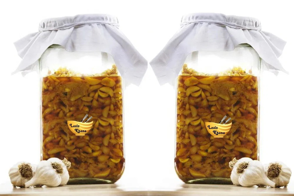 Garlic Pickle Recipe in Hindi