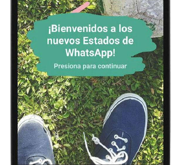Los nuevos Estados de WhatsApp también llegarán a WhatsApp Web