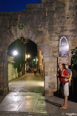 Una delle porte di accesso a Rocamadour