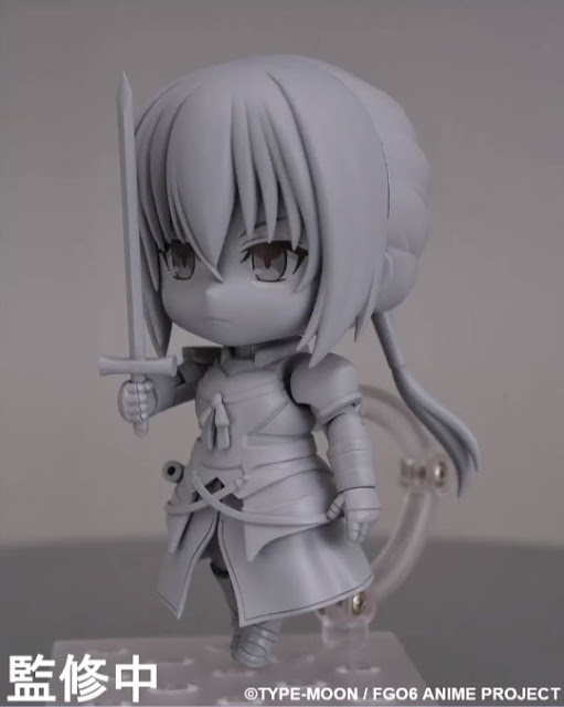Nendoroid Bedivere - Fate/Grand Order Divine Realm of the Round Table: Camelot