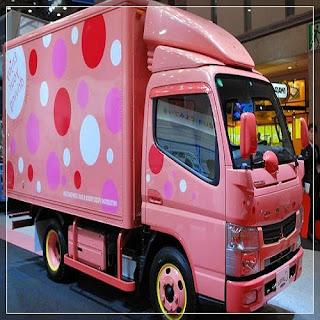 modifikasi truk hino