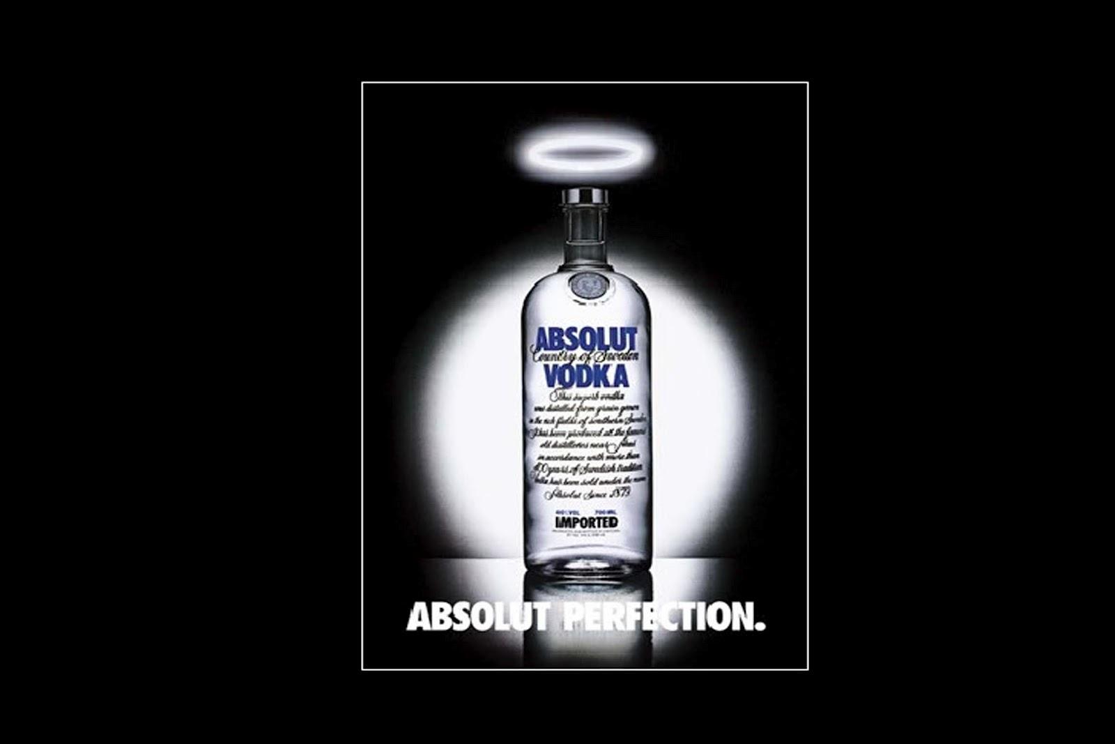 Absolut Vodka: una Imagen una Estrategia