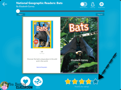 My Favorite Features of the Epic! Reading App | Mrs