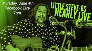 Little Steve-Os Nearly Live