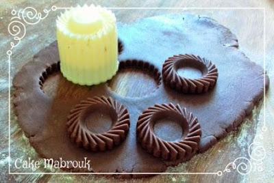 صابلي رائع بالشوكولاته