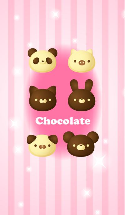 Valentine's chocolate -Animal1-