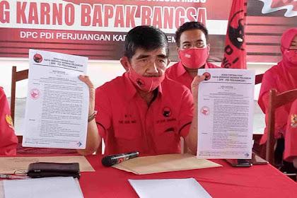 Bupati Semarang Dipecat Megawati, Dianggap Tak Tunduk Aturan Partai, Istri Maju Didukung Partai Lain