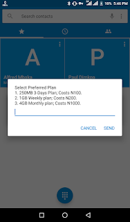 How to Activate 4GB of Data on MTN for just N800 Monthly.
