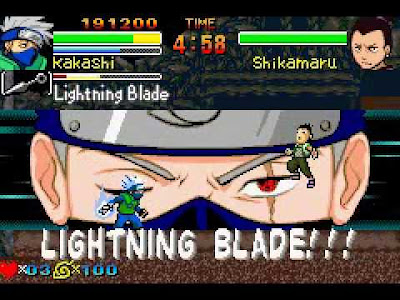 Naruto Ninja Council USA GBA Android Apk Terbaru