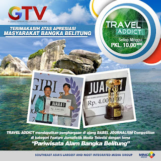 Program Travel Addict GTV
