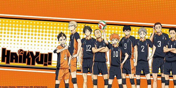 Download Haikyuu!! S1 Batch Subtitle  Indonesia