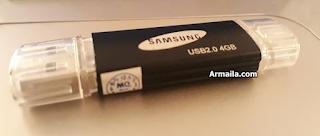 Samsung USB2.0 4GB OTG