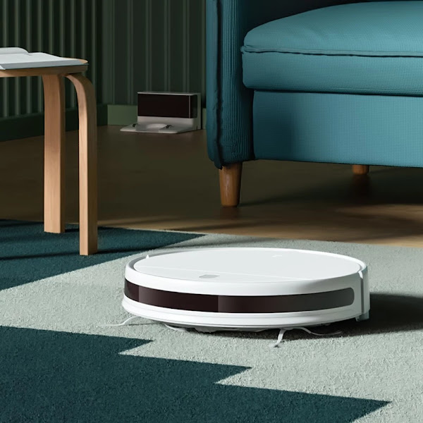 Xiaomi MIJIA G1 Robot Vacuum Cleaner por apenas 152,99€ no Armazém Alemão da Tomtop