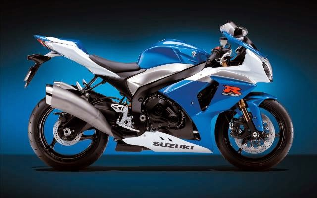 All About Suzuki Motorcycles