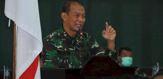 Ini Profil Majyen Mulyo Aji, Pangdam Jaya Baru