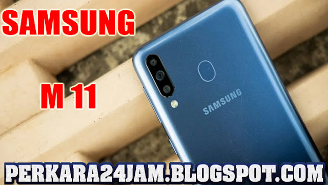 Wujud Dan Spesifikasi Samsung Galaxy M11