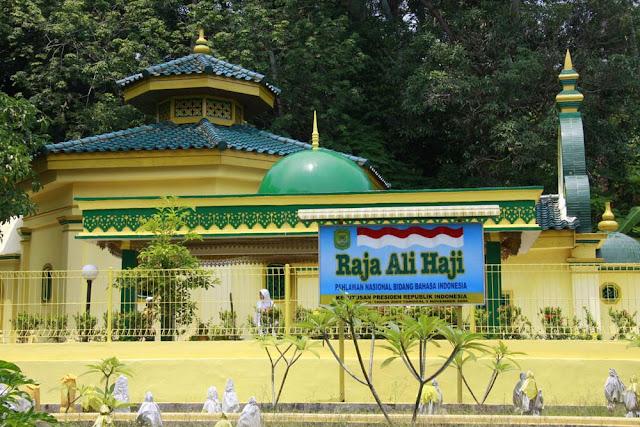 Makam Raja Haji Pulau Penyengat