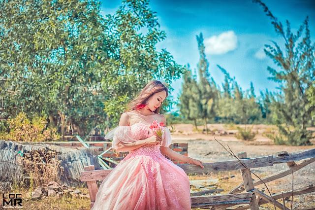 Công Chúa Hồng Nơi Hoang Dã | Princess