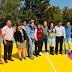 Autoridades inauguran canchas de básquetbol en el Deportivo Luis Donaldo Colosio