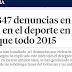 Otra pelea de padres en el fútbol base andaluz ante niños de 12 y 13 años