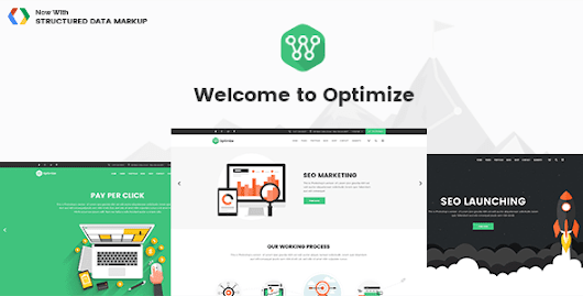 Download Optimize v1.2.1 – SEO Digital Marketing Theme | Nulled King