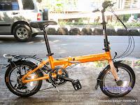 A Sepeda Lipat Langtu K016