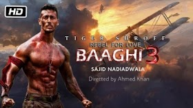 Baaghi 3 Full Movie Download 480 720 1080