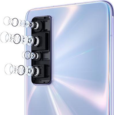 Kamera Huawei Nova 7