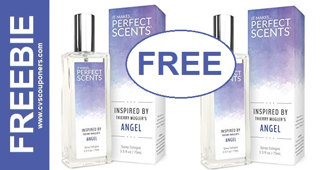 FREE Perfect Scents CVS Deal 12-1-12-7