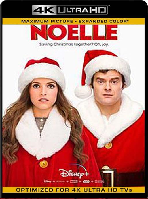 Noelle (2019) 4K 2160p UHD [HDR] Latino [GoogleDrive]