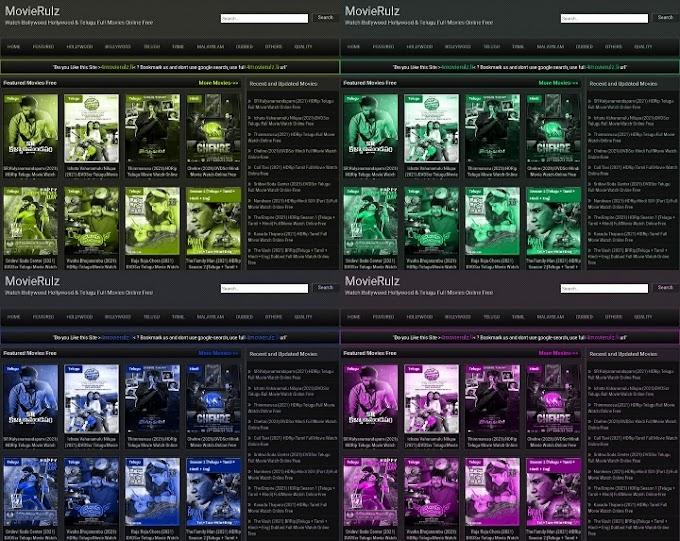 MovieRulz 2021 Full HD Movie Download 720p Website