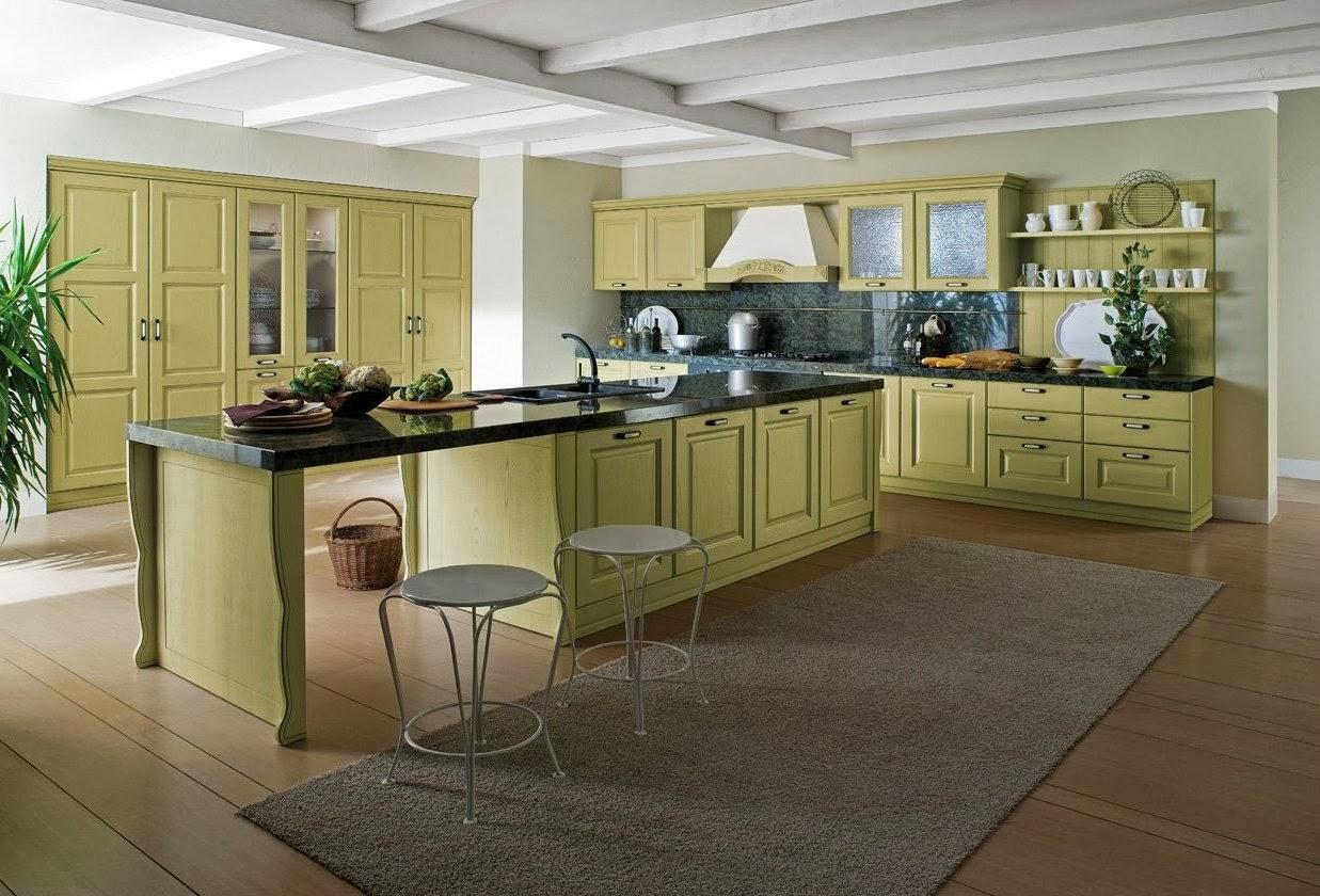 Viejos estilos de cocinas con mucho colorido cocinas con estilo - Gicinque cucine ...