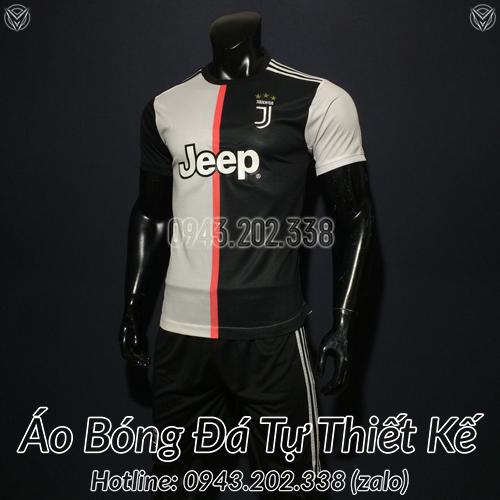 Áo Câu Lạc Bộ Juventus 2020 Sân Nhà