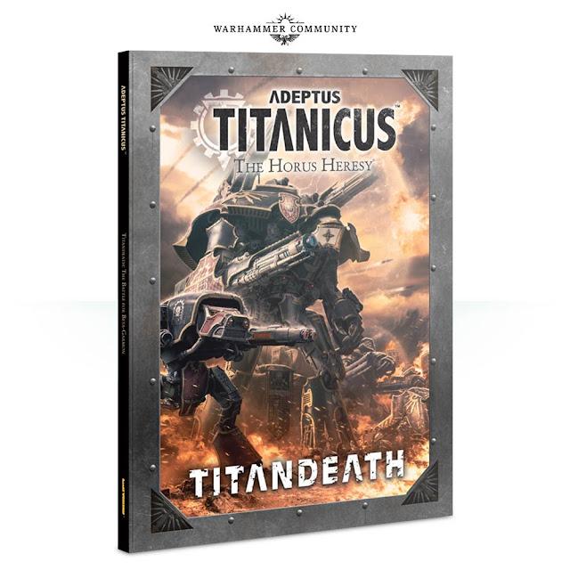 Titandeath Adeptus Titanicus