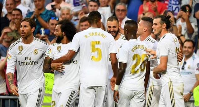 """بنزيما يعود ولكن أداء مخيب للدفاع """"فوز مهم لريال مدريد على ليفانتي""""...فيديو"""