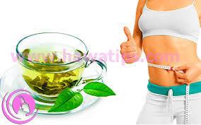 شرب الشاي الأخضر بعد الاكل بكم ساعة للتخسيس