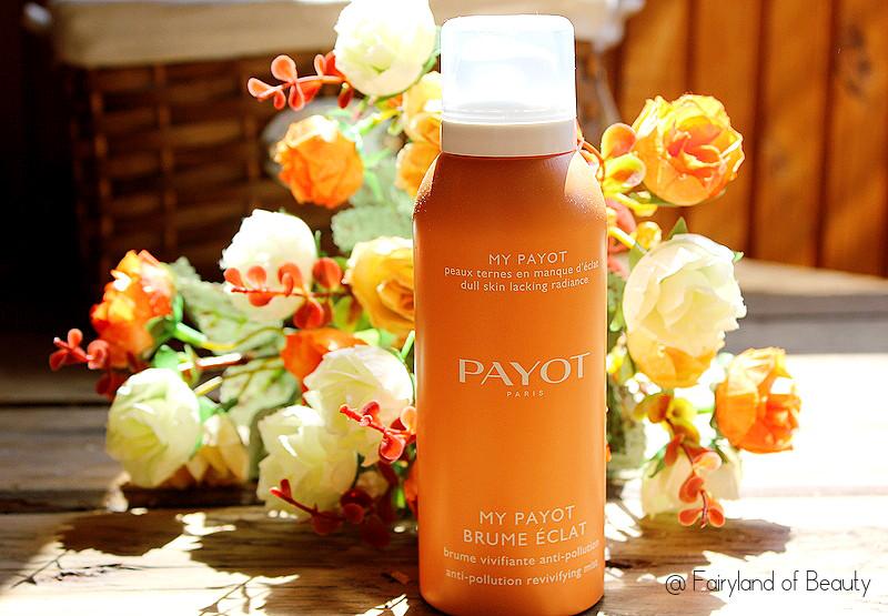 Отзыв: Стимулирующая защитная дымка для сияния кожи Payot Revivifying Mist.
